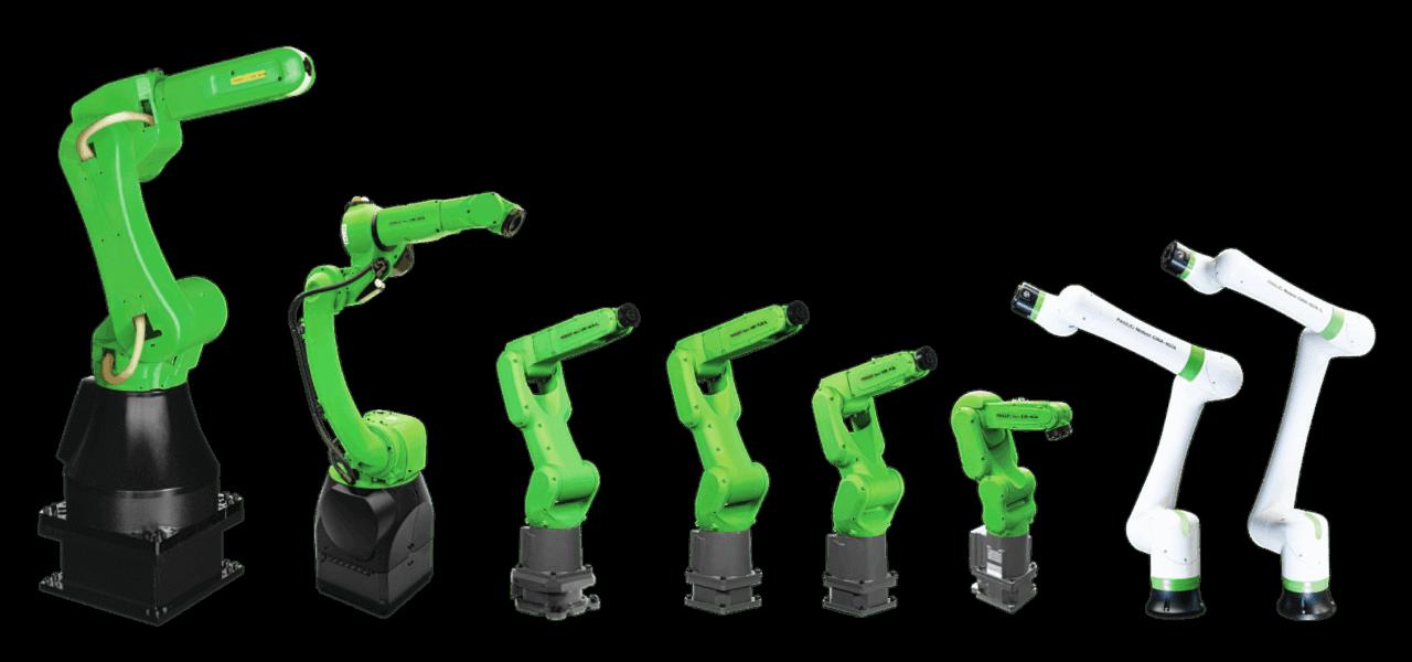 FANUC Collaborative Robots