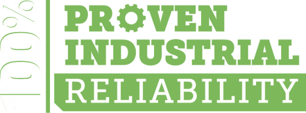 proven industrial reliability