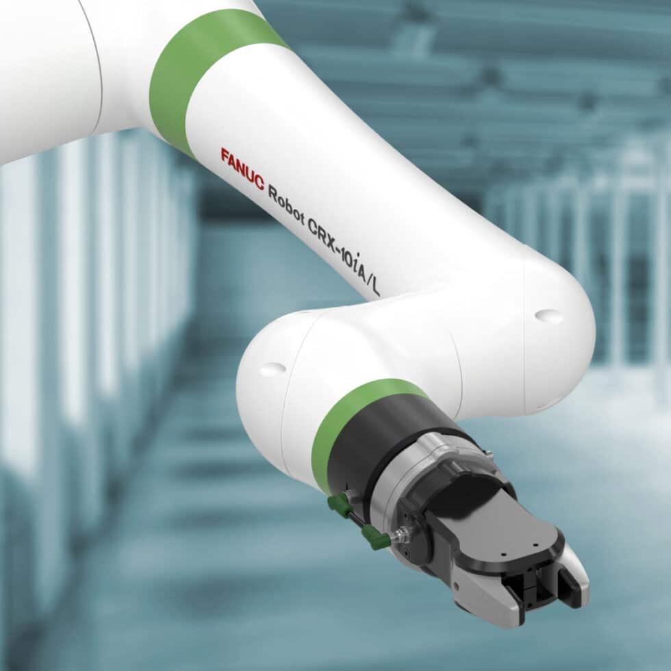 Collaborative Robot CRX 10iAL Gripper EOAT